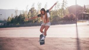 como es moda skate mujer